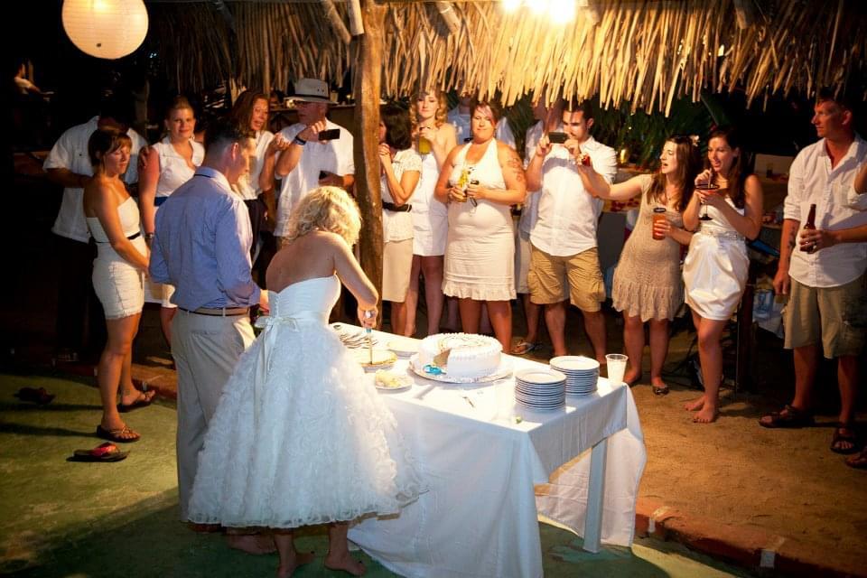 wesele nad morzem ślub nad morzem