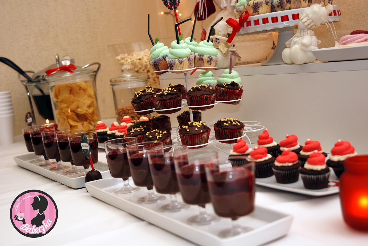 słodki stół bufet inspiracje blog ślubny sweet wedding