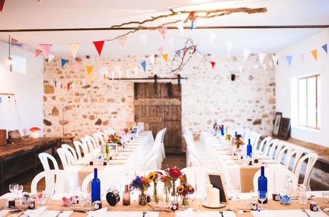 dekoracje diy na wesele
