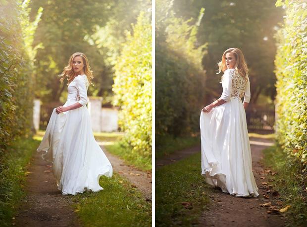 suknie ślubne desirer zdjęcie