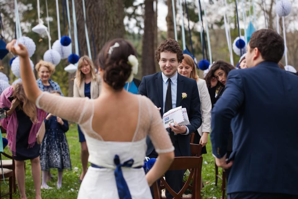 ślub i wesele w plenerze pałac wiejce