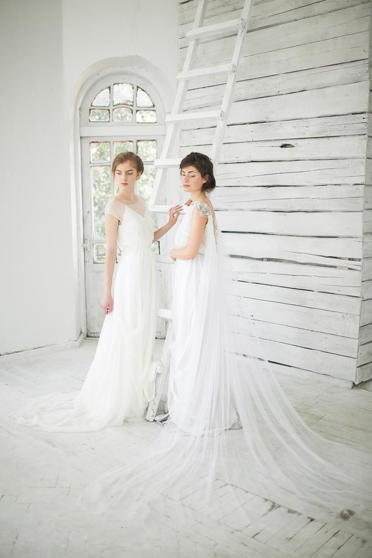 piękne suknie ślubne boho