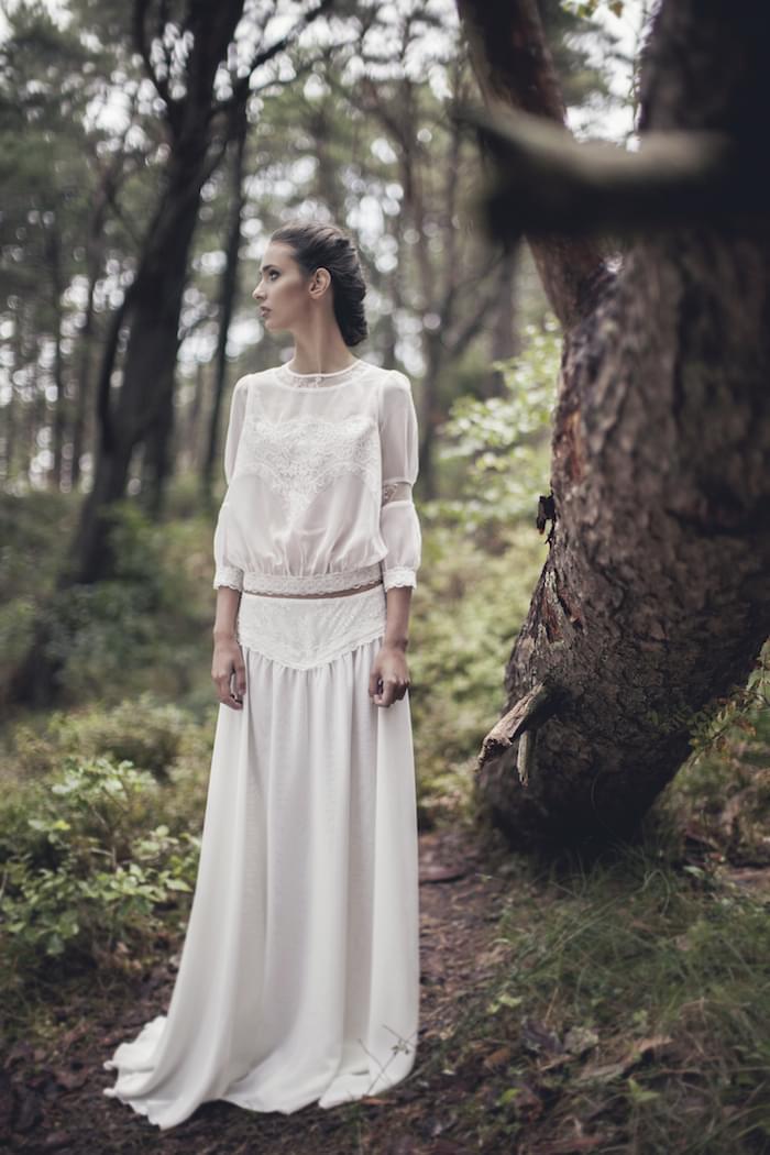 Karolina Twardowska Atelier - 1 - ·Éve· - Kolekcja 2016