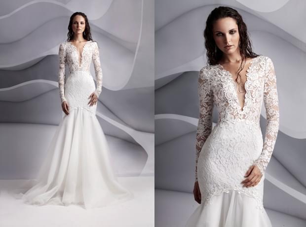 Trini suknia ślubna agnieszka światły