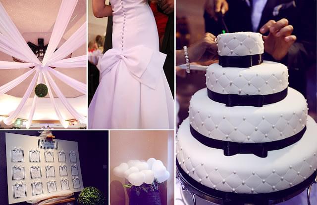 pikowany tort modny tort