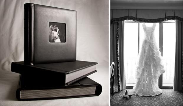 album ślubny suknia zdjęcia
