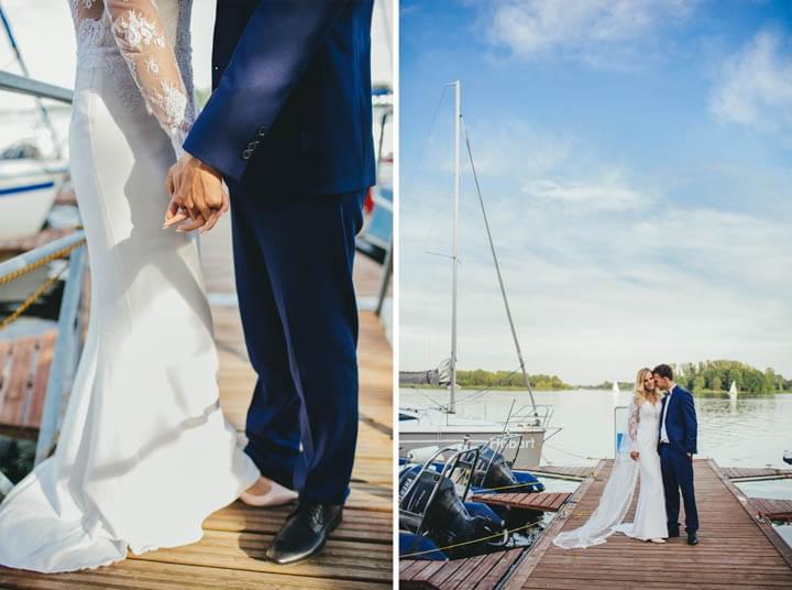 anna dedo sesja ślubna nad jeziorem zdjęcia (12)