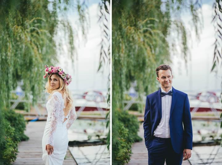 anna dedo sesja ślubna nad jeziorem zdjęcia (13)