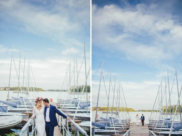 anna dedo sesja ślubna nad jeziorem zdjęcia (17)