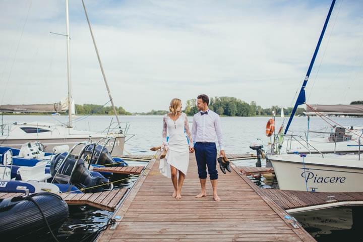 anna dedo sesja ślubna nad jeziorem zdjęcia (3)