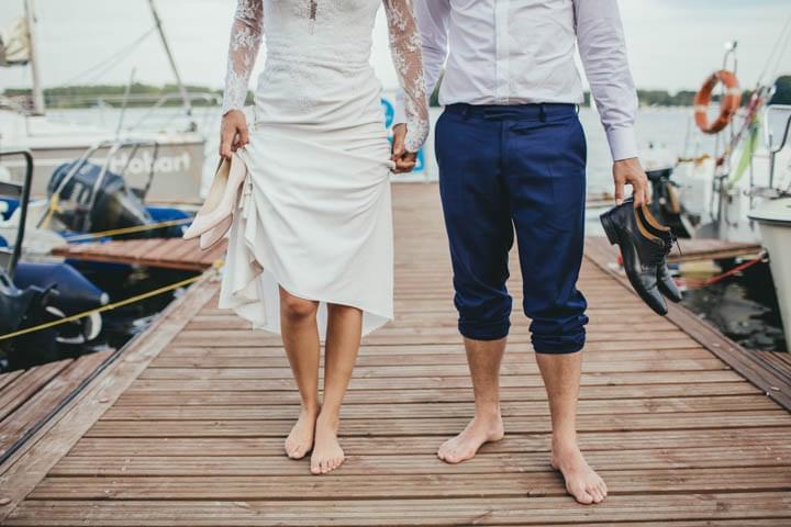 anna dedo sesja ślubna nad jeziorem zdjęcia (4)