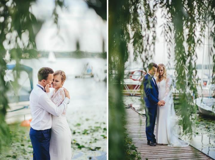 anna dedo sesja ślubna nad jeziorem zdjęcia (6)