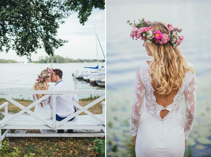 anna dedo sesja ślubna nad jeziorem zdjęcia (8)