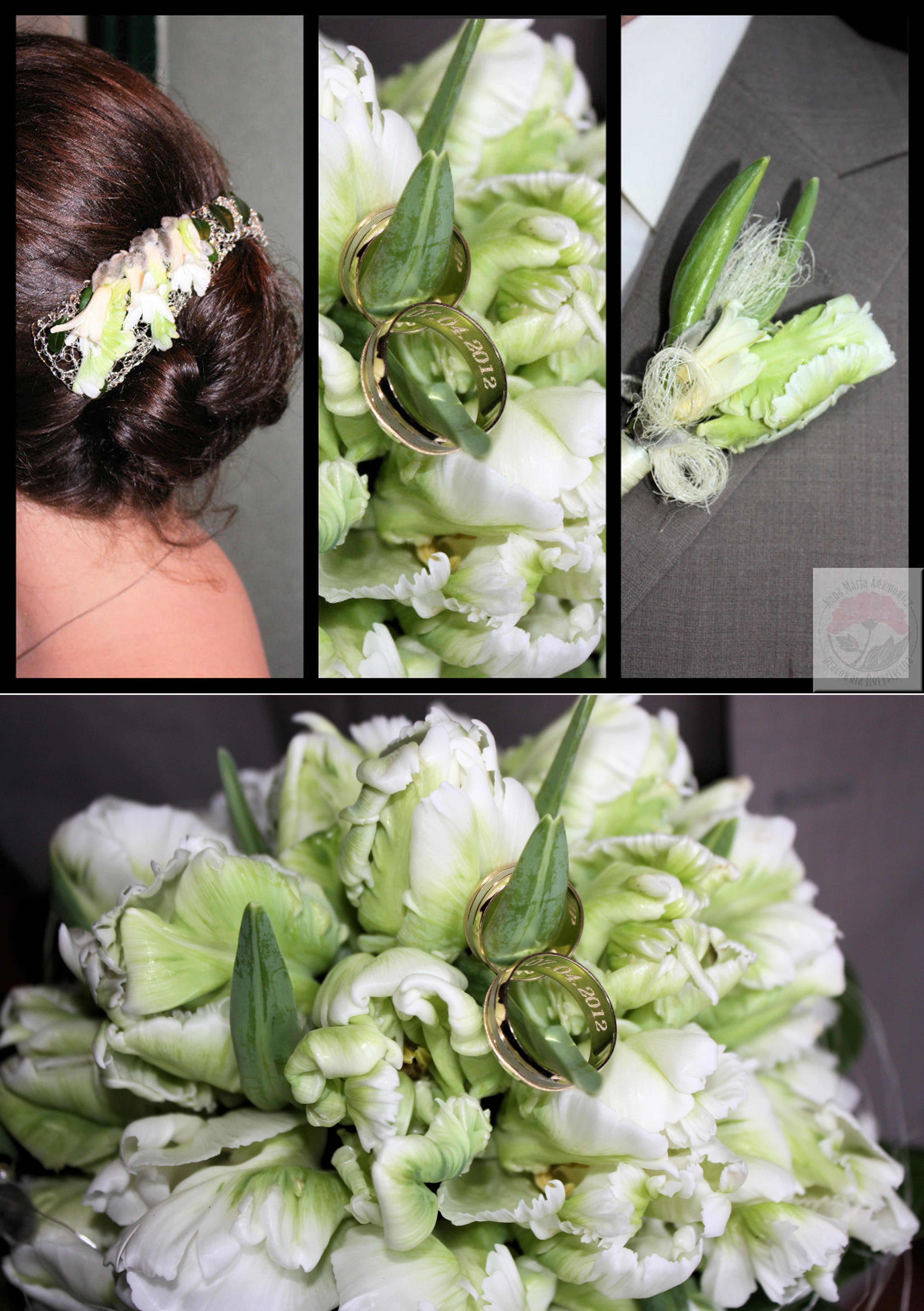 anna maria adamowicz florystka slubna inspiracje porady