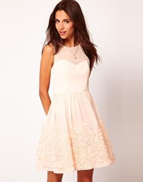 asos sukienka na wesele