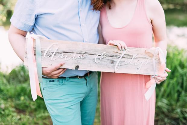 bajkowe śluby sesja narzeczeńska inspiracje zdjęcia
