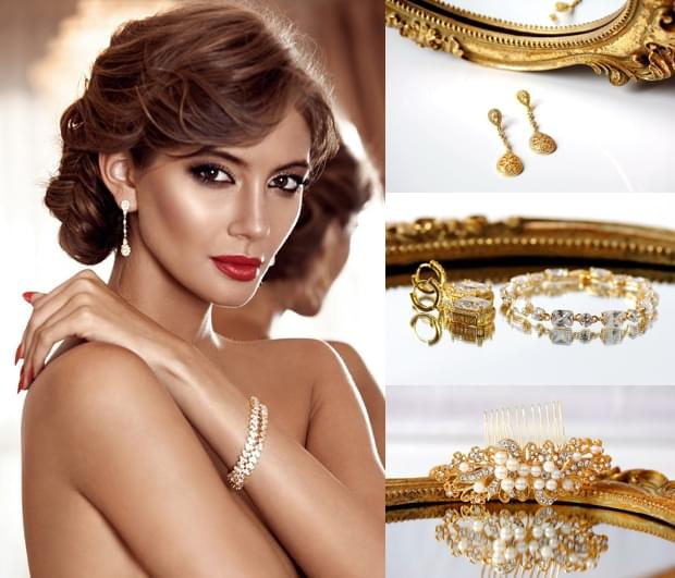 biżuteria dla panny młodej złota (28)