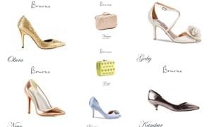buty i torebki ślubne 2015