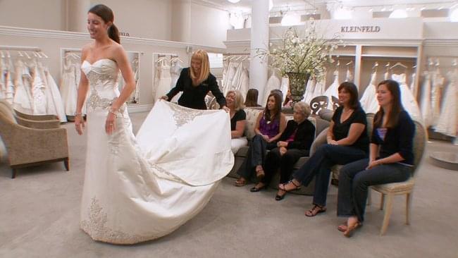 casting do programu suknia ślubna
