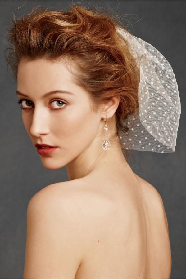 krótkie włosy do ślubu