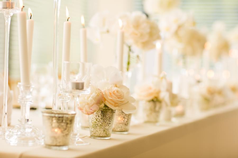 dekoracja stolu wesele