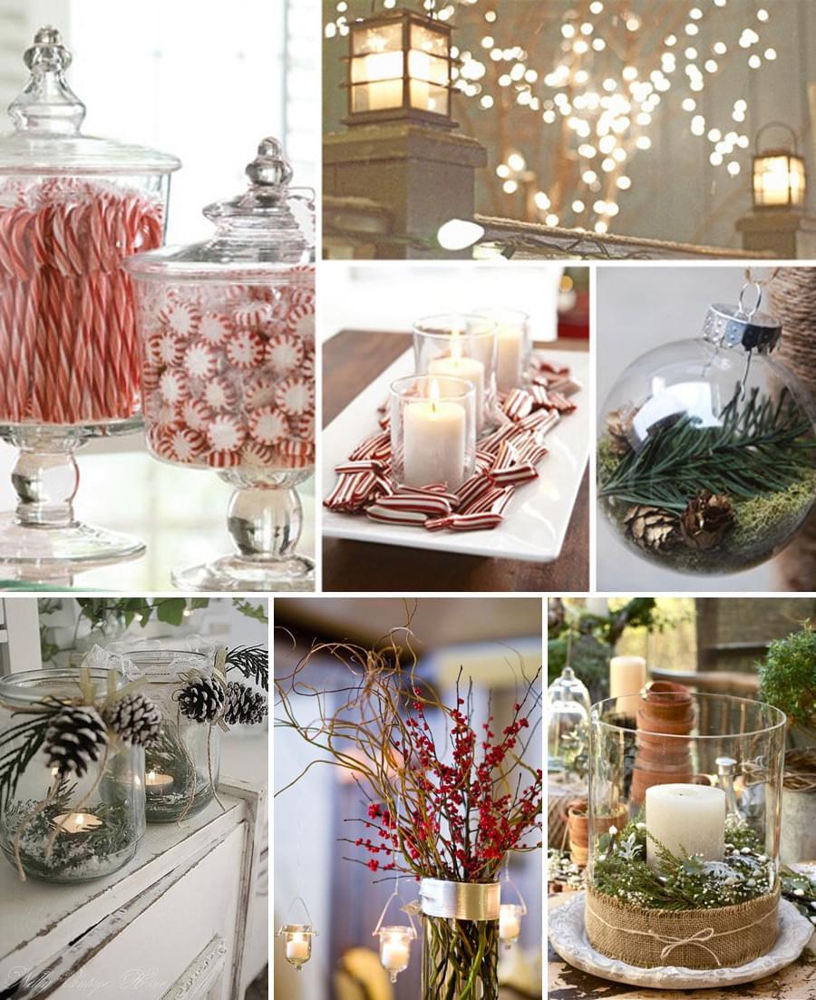 dekoracje ślubne świąteczne
