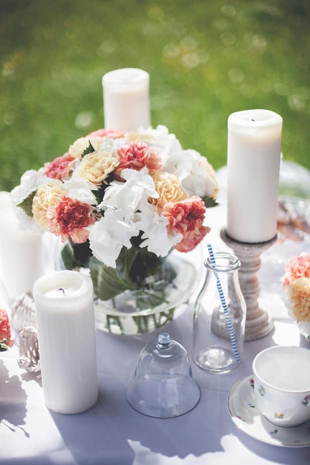 dekoracje stolu inspiracja wesele