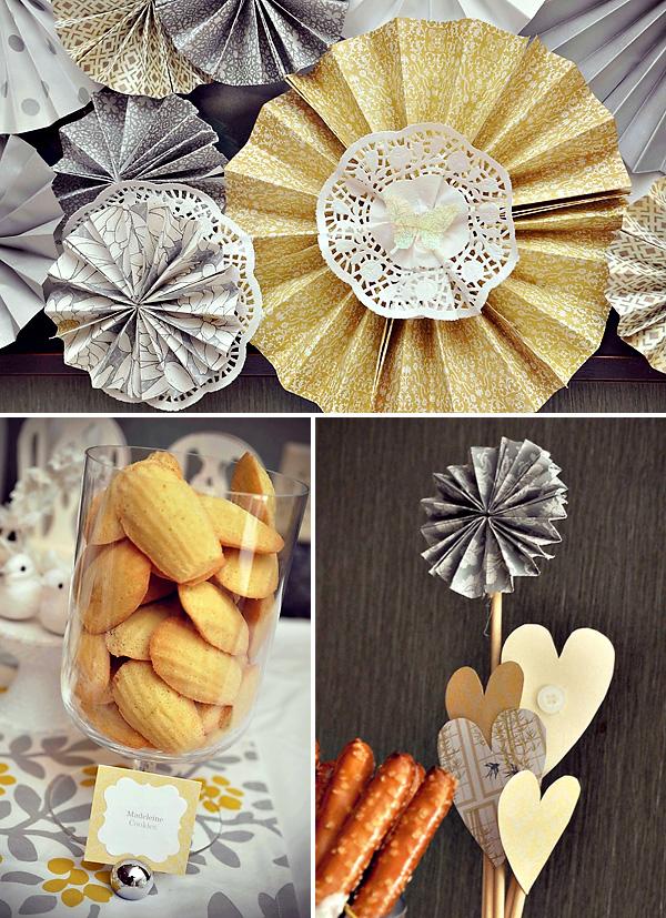 dekoracje z papieru