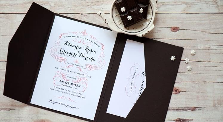 ekskluzywne-zaproszenia-w-folderze drukarnia online hello prints