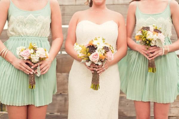 miętowy ślub i wesele 2013