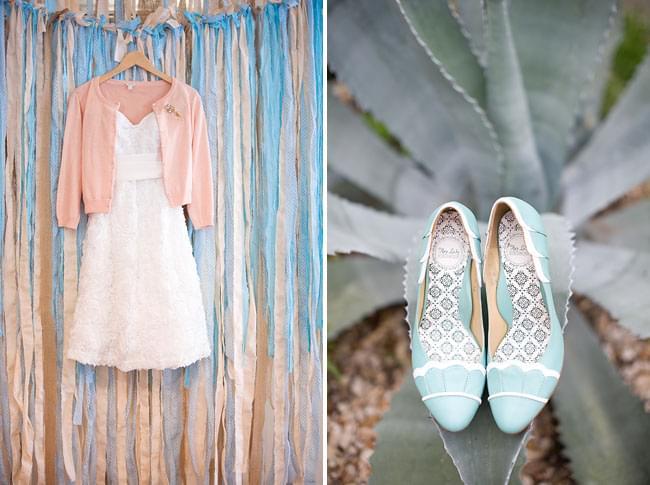 kolorowe buty do ślubu i kolorowy sweterek