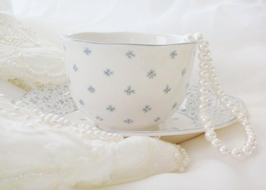 inspiracje tea time wesele