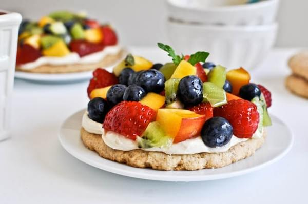 słodkie owocowe wesele desery