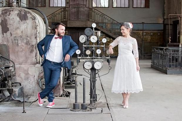 industrialna sesja ślubna w fabryce (15)