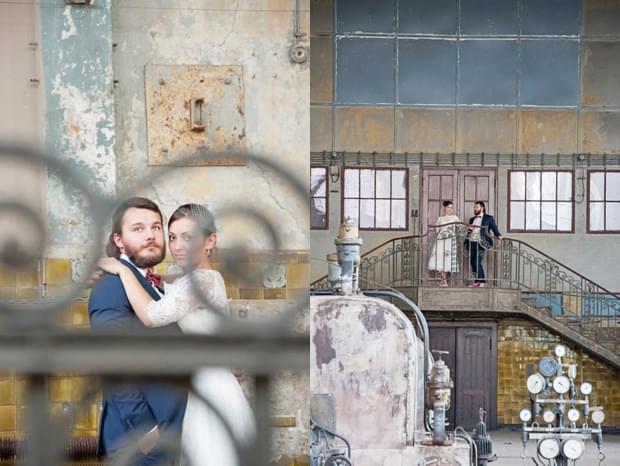 industrialna sesja ślubna w fabryce (22)