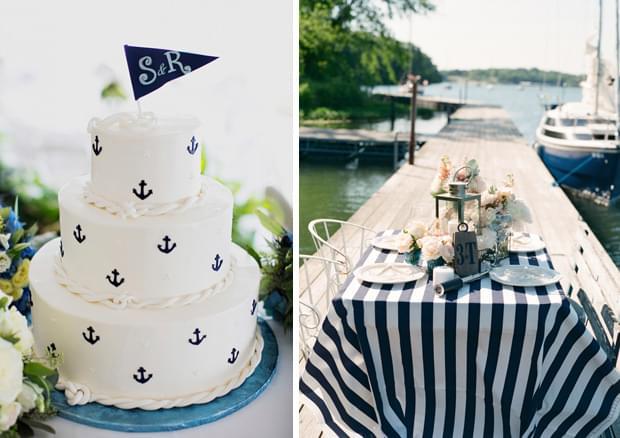 inspiracje ślub wesele nad jeziorem detale dekoracje zdjęcia