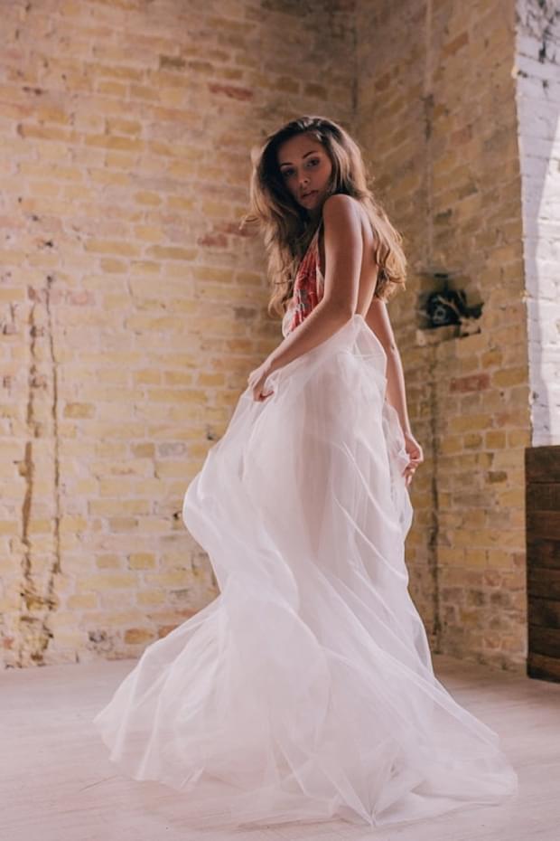 jak mgiełka suknia ślubna