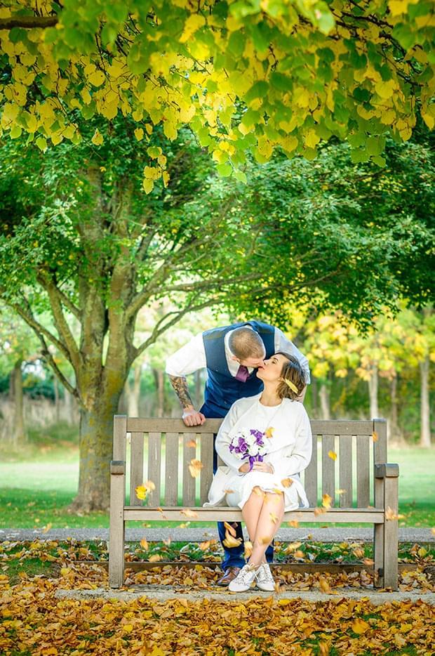 jesień ślub wesele