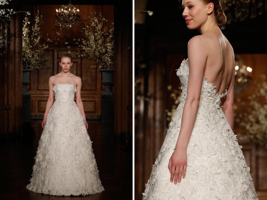 keveza suknie slubne 2014 dopasowana suknia slubna