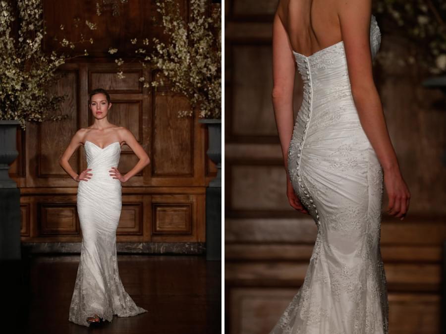 keveza suknie slubne 2014 suknia typu rybka