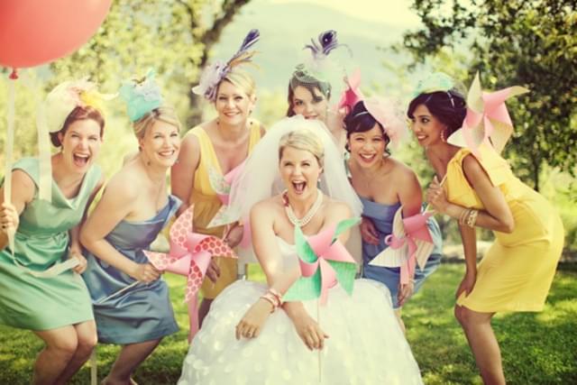 kolorwe sukienki lata 50 świadkowa pastelowe sukienki druhny na wesele na ślub