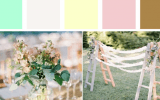 kolory ślubne 2014 inspiracje