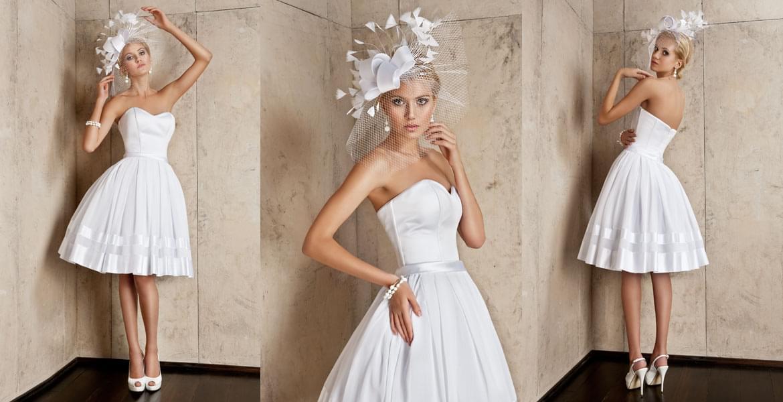 krótkie suknie fulara żywczyk ślub