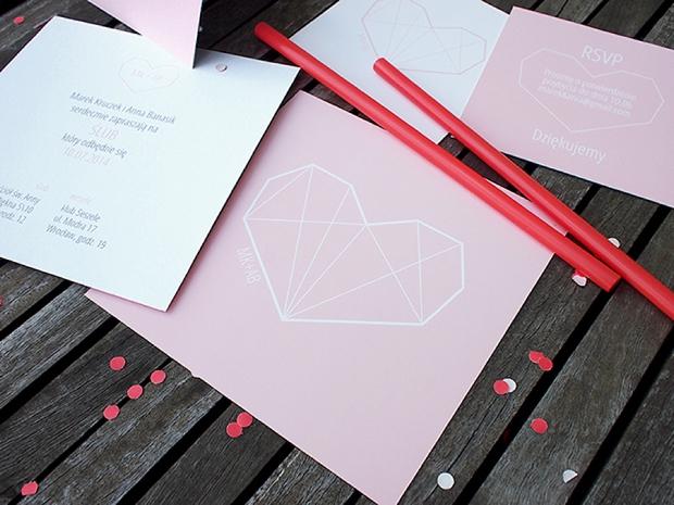 kreatywne zaproszenia ślubne papeteria nowoczesna (6)
