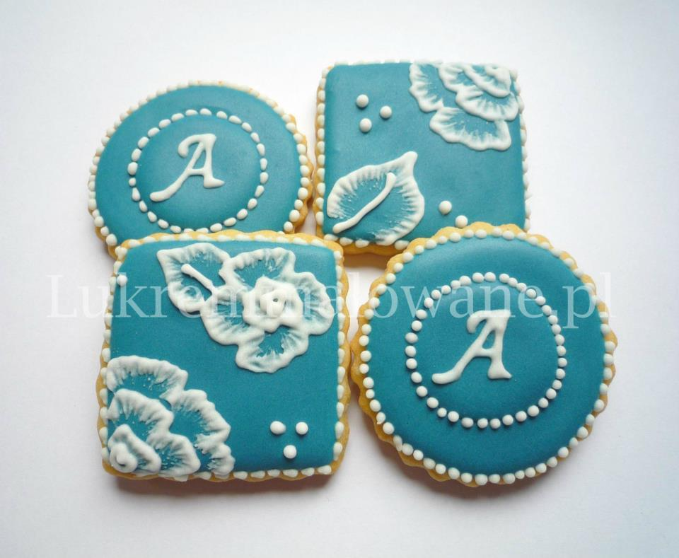 prezencki dla gości weselnych ciasteczka słodki bufet wesele