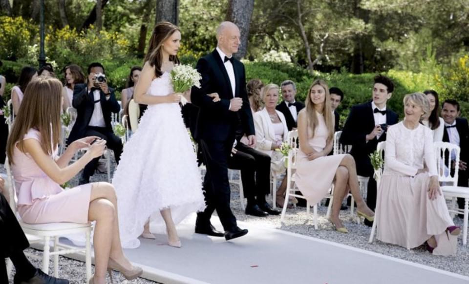 natalie portman ślub zdjęcie