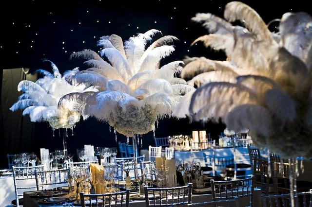 oświetlenie na sali wesele slub pomysły inspiracje