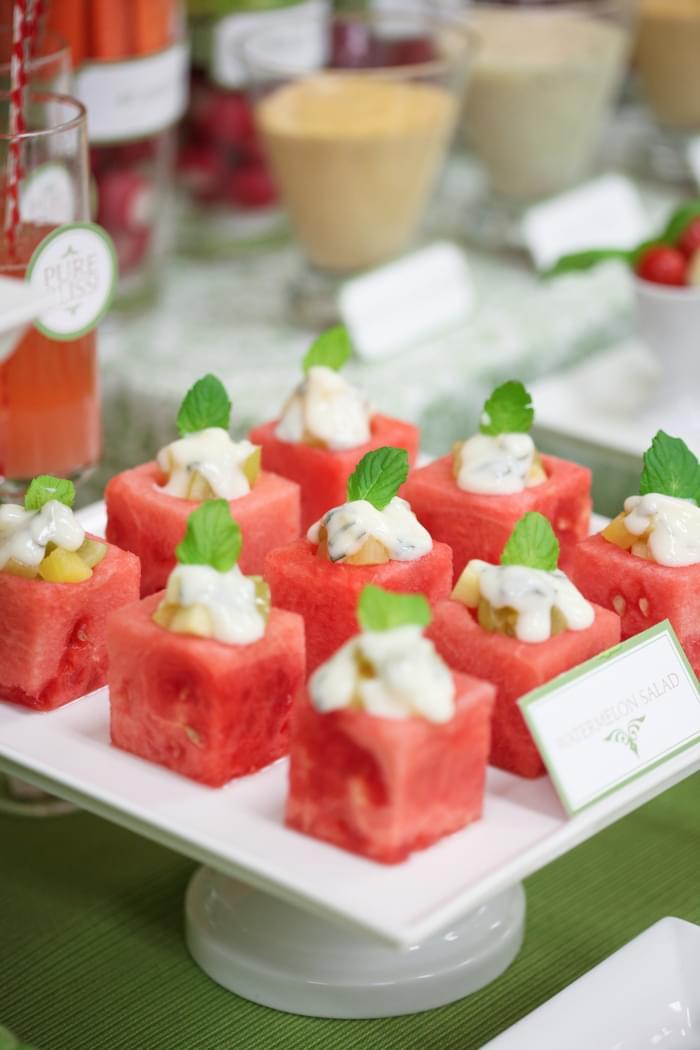owocowy bufet