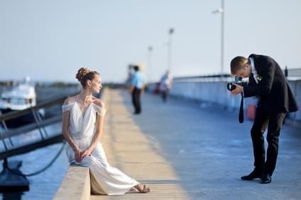 fotograf ślubny plener gdynia