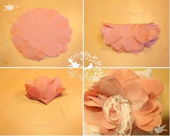 poduszka na obrączki okrągła kwait diy jak zrobić majlaf sweet wedding blog diy zrob to sam poduszeczka oryginalna ręcznie robiona